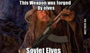 W Pierwszej Erze nie pojawiły się nowe bronie.